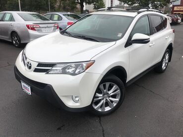 2013_Toyota_RAV4_Limited_ Worcester MA
