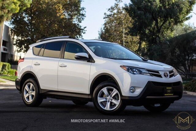 2013_Toyota_RAV4_XLE_ Long Beach CA
