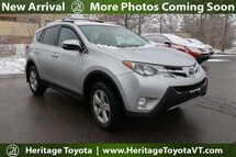 2013 Toyota RAV4 XLE South Burlington VT