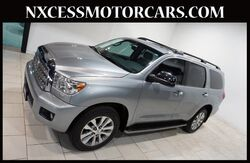 2013_Toyota_Sequoia_LIMITED EDITION NAVIGATION SYSTEM JBL AUDIO 1-OWNER._ Houston TX