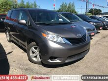 2013_Toyota_Sienna_LE   8PASS   ONE OWNER   CAM_ London ON