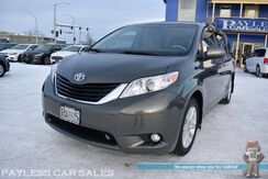 2013_Toyota_Sienna_LE / AWD / Power Driver's Seat / Navigation / Bluetooth / Back Up Camera / Power Sliding Rear Doors / Rear Captain Chairs / 3rd Row / Seats 7 / Luggage Rack / Block Heater_ Anchorage AK