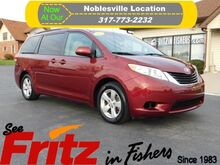 2013_Toyota_Sienna_LE_ Fishers IN
