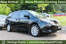 2013 Toyota Sienna LE South Burlington VT