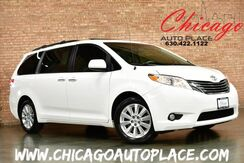 2013_Toyota_Sienna_XLE AWD - 1 OWNER NAVI BACKUP CAM LEATHER HEATED SEATS REAR TV 3RD ROW_ Bensenville IL