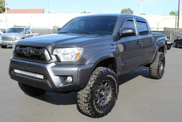 2013 toyota tacoma 4 0l 24 valve v6 4x4 double cab lifted. Black Bedroom Furniture Sets. Home Design Ideas
