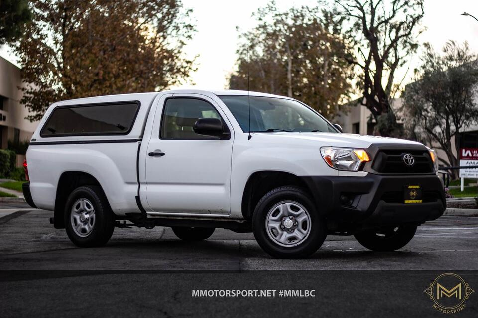 2013_Toyota_Tacoma__ Long Beach CA