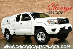 2013_Toyota_Tacoma_PreRunner- 1 OWNER 2WD ACCESS CAB 2.7L I4 ENGINE CLEAN CARFAX BACKUP CAMERA WORK READY CLEAN LOCAL TRADE_ Bensenville IL