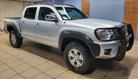 2013 Toyota Tacoma PreRunner Double Cab V6 Auto TRD OFF ROAD LOADED TONS OF EXTRAS RARE FIND