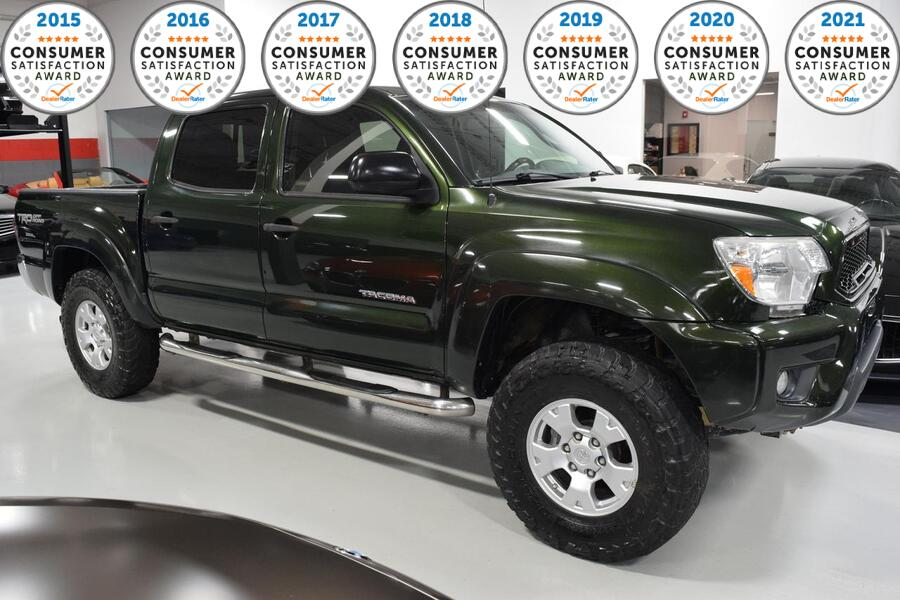 2013_Toyota_Tacoma_SR5_ Glendale Heights IL