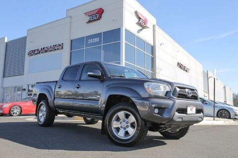 2013_Toyota_Tacoma_TRD Double Cab V6 4WD_ Chantilly VA