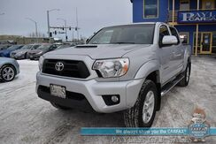 2013_Toyota_Tacoma_TRD Sport / 4X4 / Power Locks & Windows / Bluetooth / Back Up Camera / Tonneau Cover / Bed Liner / Tow Pkg / 21 MPG / Only 60k Miles_ Anchorage AK