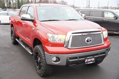 2013_Toyota_Tundra 4WD Truck_Platinum Sunroof Navigation Tow Hitch Running Boards Bed Liner Memory Seats Backup Camera_ Avenel NJ