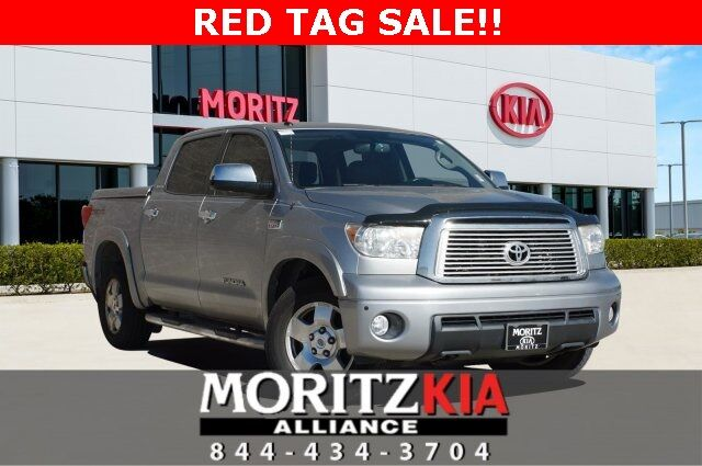 2013 Toyota Tundra Limited CrewMax Fort Worth TX