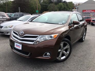 2013_Toyota_Venza_LE_ Worcester MA