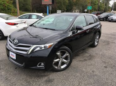 2013_Toyota_Venza_Limited_ Worcester MA