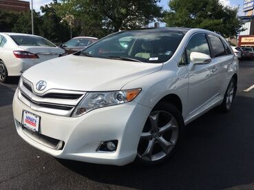 2013_Toyota_Venza_XLE_ Worcester MA