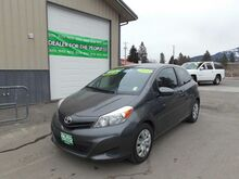 2013_Toyota_Yaris_LE 3-Door AT_ Spokane Valley WA