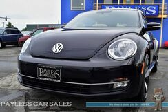 2013_Volkswagen_Beetle Convertible_2.0T / Automatic / Heated Leather Seats / Fender Speakers / Bluetooth / Cruise Control / 29 MPG_ Anchorage AK