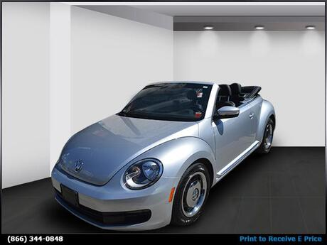 2013 Volkswagen Beetle Convertible 2dr Auto 2.5L PZEV Brooklyn NY