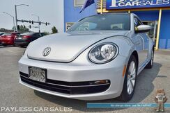 2013_Volkswagen_Beetle Coupe_2.0L TDI / Turbo Diesel / Automatic / Heated Leather Seats / Fender Speakers / Sunroof / Navigation / Bluetooth / Cruise Control / 39 MPG_ Anchorage AK