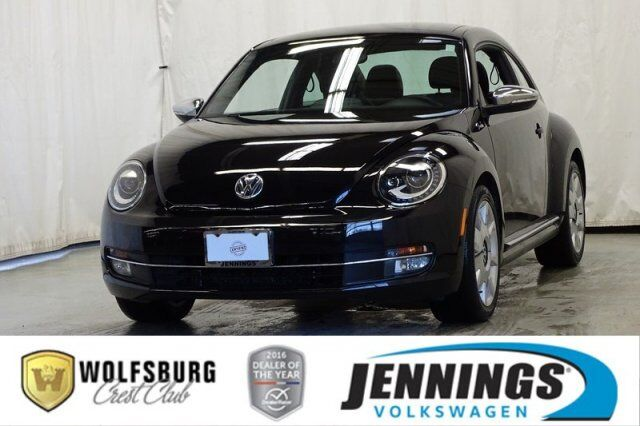 2013 Volkswagen Beetle Coupe 2.0T Turbo Fender Edition Glenview IL