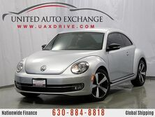 Volkswagen Beetle Coupe 2.0T Turbo Fender Edition Manual Transmission 2013