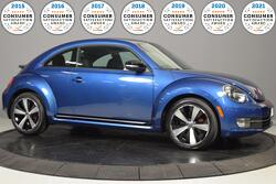 Volkswagen Beetle Coupe 2.0T Turbo 2013