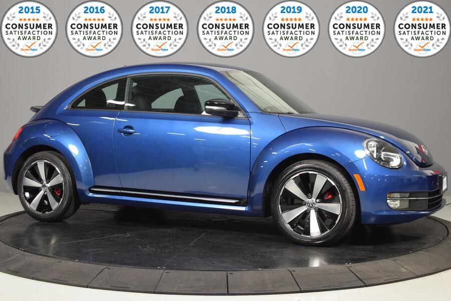 2013_Volkswagen_Beetle Coupe_2.0T Turbo_ Glendale Heights IL