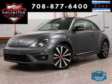 Volkswagen Beetle Coupe 2.0T Turbo R-Line 2013