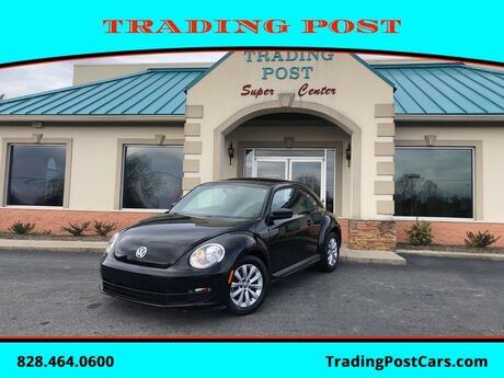 2013 Volkswagen Beetle Coupe 2.5L Conover NC