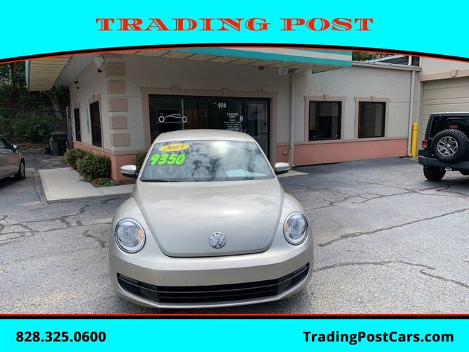 2013_Volkswagen_Beetle Coupe_2.5L_ Conover NC