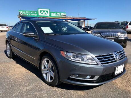 2013 Volkswagen CC Sport w/Lighting Package Laredo TX