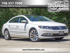 Volkswagen CC VR6 Executive 4Motion 2013