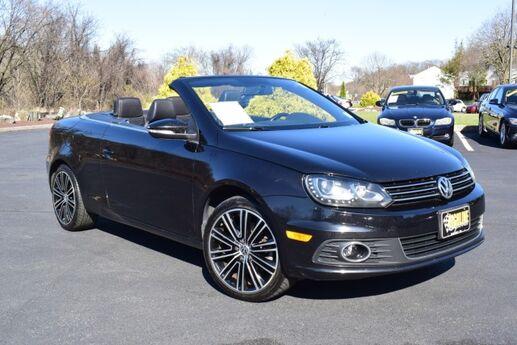2013 Volkswagen Eos Komfort Easton PA