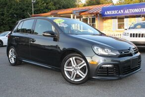 Volkswagen Golf R w/Sunroof & Navi 2013