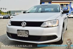 2013_Volkswagen_Jetta Sedan_/ Automatic / Aux Input / Air Conditioning / Power Windows & Locks / 29 MPG_ Anchorage AK