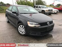 2013_Volkswagen_Jetta Sedan_2.0L Trendline    CAR LOANS APPROVED_ London ON
