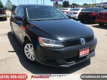 2013_Volkswagen_Jetta Sedan_2.0L Trendline   HEATED SEATS_ London ON
