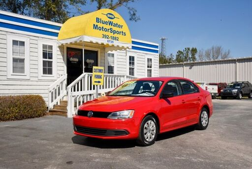 2013_Volkswagen_Jetta Sedan_S_ Wilmington NC