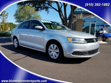 2013_Volkswagen_Jetta Sedan_SE w/Convenience_ Wilmington NC