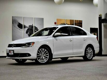 2013_Volkswagen_Jetta Sedan_SEL w/Navigation_ Canton MA