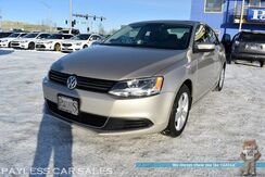 2013_Volkswagen_Jetta Sedan_TDI / Turbo Diesel / Automatic / Heated Leather Seats / Sunroof / Fender Speakers / Bluetooth / Cruise Control / 42 MPG / Low Miles_ Anchorage AK