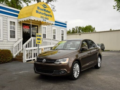 2013_Volkswagen_Jetta Sedan_TDI w/Premium/Nav_ Wilmington NC