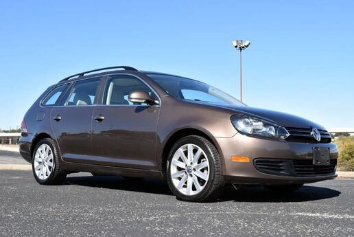 2013 Volkswagen Jetta SportWagen TDI w/Sunroof Fort Worth TX