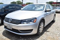 2013 Volkswagen Passat 2.5 S Fort Worth TX