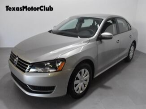 2013_Volkswagen_Passat_S_ Arlington TX
