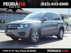 2013_Volkswagen_Tiguan_S_ Peoria AZ