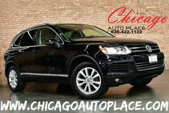 2013_Volkswagen_Touareg_Lux - 3.6L V6 ENGINE 1 OWNER 4 WHEEL DRIVE BLACK LEATHER HEATED SEATS POWER LIFTGATE BLUETOOTH XENONS PREMIUM ALLOY WHEELS_ Bensenville IL