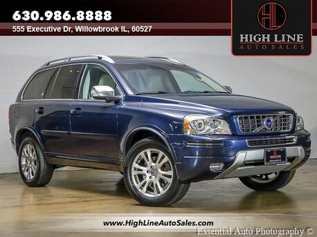 2013_Volvo_XC90 (fleet-only)_Premier Plus_ Willowbrook IL